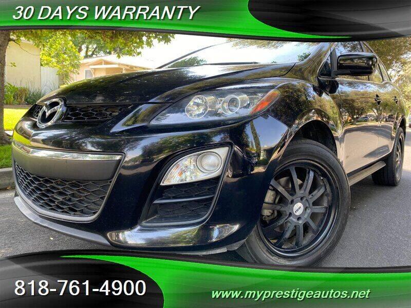 2012 Mazda CX-7 for sale at Prestige Auto Sports Inc in North Hollywood CA