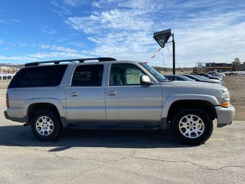 2005 Chevrolet Suburban for sale at Skyway Auto INC in Durango CO