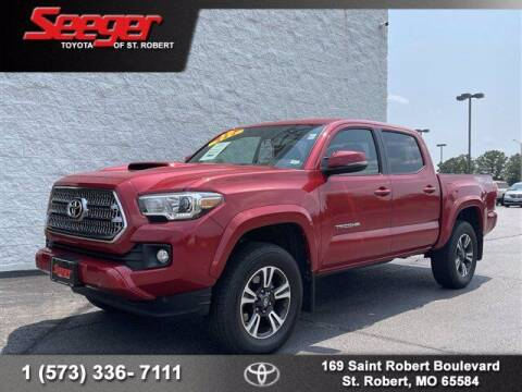 2016 Toyota Tacoma for sale at SEEGER TOYOTA OF ST ROBERT in Saint Robert MO