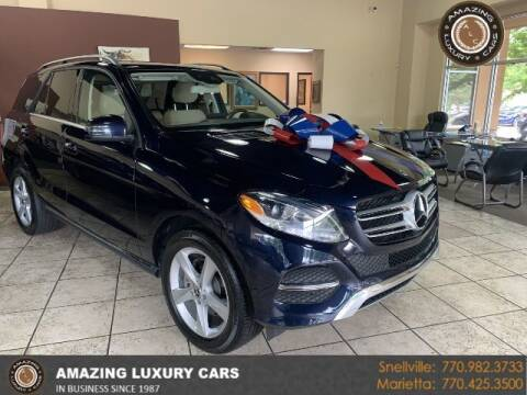 2017 Mercedes-Benz GLE for sale at Amazing Luxury Cars in Snellville GA