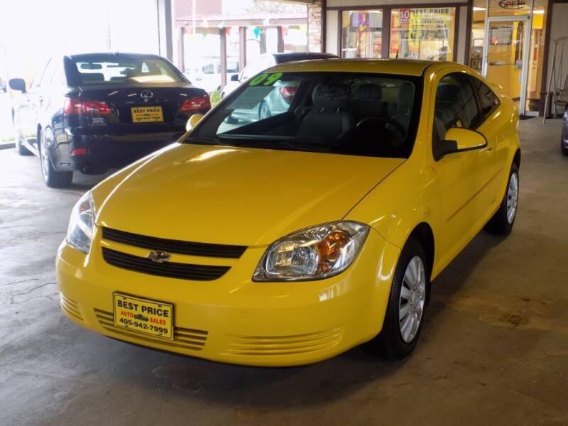 2009 Chevrolet Cobalt for sale in Oklahoma City, OK