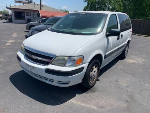 2002 Chevrolet Venture for sale at Elliott Autos in Killeen TX