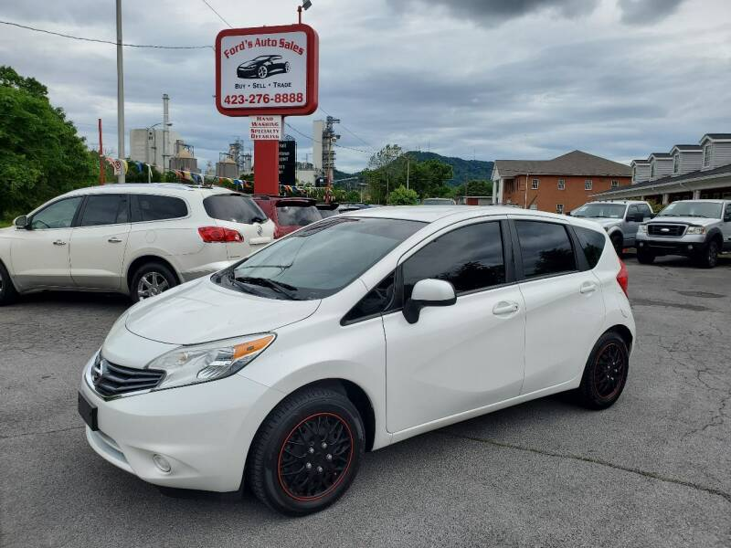2014 Nissan Versa Note for sale at Ford's Auto Sales in Kingsport TN
