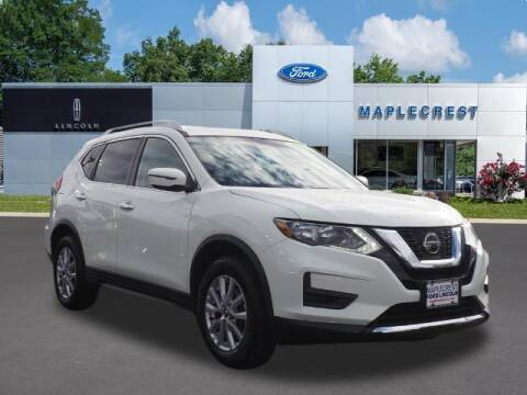2020 Nissan Rogue for sale at MAPLECREST FORD LINCOLN USED CARS in Vauxhall NJ