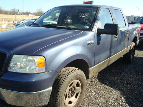 2006 Ford F-150 for sale at Branch Avenue Auto Auction in Clinton MD
