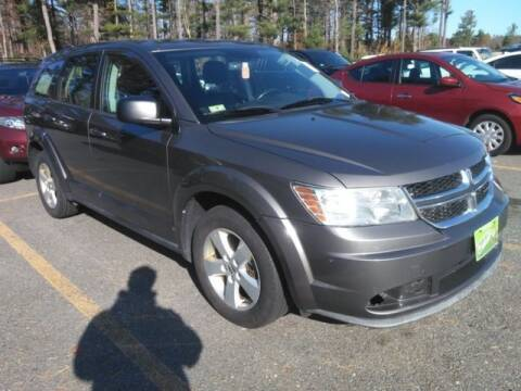 2013 Dodge Journey for sale at Plymouthe Motors in Leominster MA