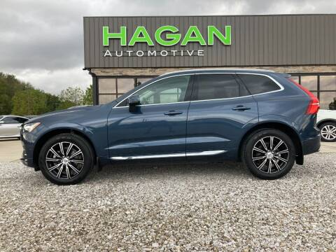 2018 Volvo XC60 for sale at Hagan Automotive in Chatham IL