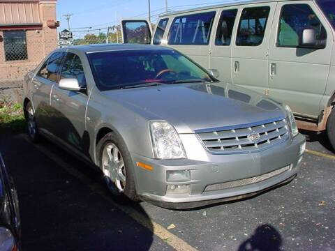 2005 Cadillac STS for sale at VOA Auto Sales in Pontiac MI
