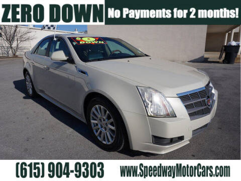 2011 Cadillac CTS for sale at Speedway Motors in Murfreesboro TN
