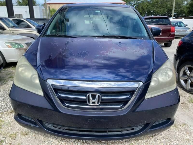 2006 Honda Odyssey for sale at Mego Motors in Orlando FL