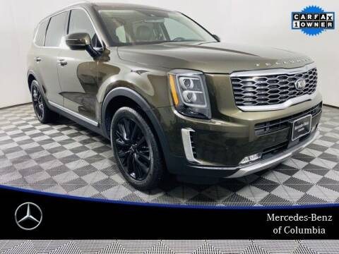 2020 Kia Telluride for sale at Preowned of Columbia in Columbia MO