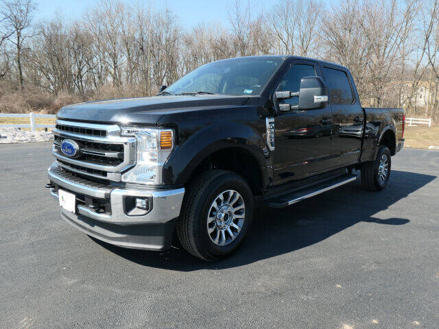 2020 Ford F-250 Super Duty for sale at Woodcrest Motors in Stevens PA