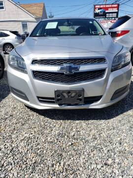 2013 Chevrolet Malibu for sale at RMB Auto Sales Corp in Copiague NY