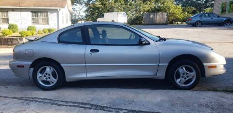2005 Pontiac Sunfire for sale at On The Road Again Auto Sales in Doraville GA