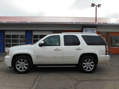 2011 GMC Yukon for sale at Twin City Motors in Grand Forks ND