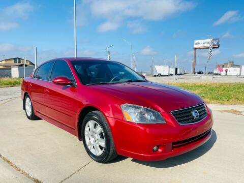2005 Nissan Altima for sale at Xtreme Auto Mart LLC in Kansas City MO