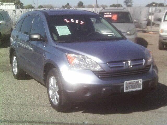 2007 Honda CR-V for sale at Valley Auto Sales & Advanced Equipment in Stockton CA