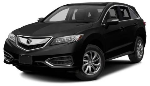 2017 Acura RDX for sale at Somerville Motors in Somerville MA