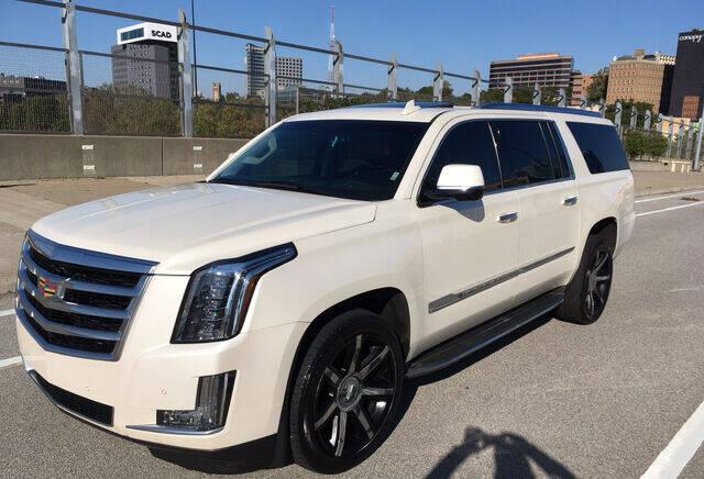2015 Cadillac Escalade ESV for sale at Legacy Motor Sales in Norcross GA
