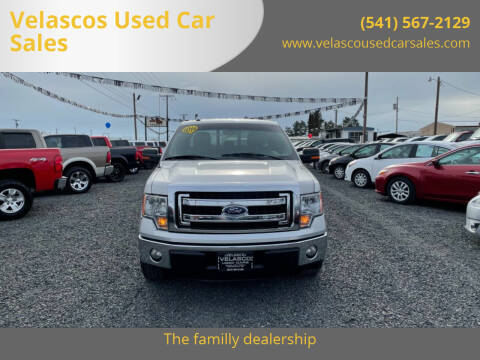 2014 Ford F-150 for sale at Velascos Used Car Sales in Hermiston OR