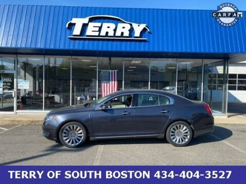 2014 Lincoln MKS for sale at Terry of South Boston in South Boston VA