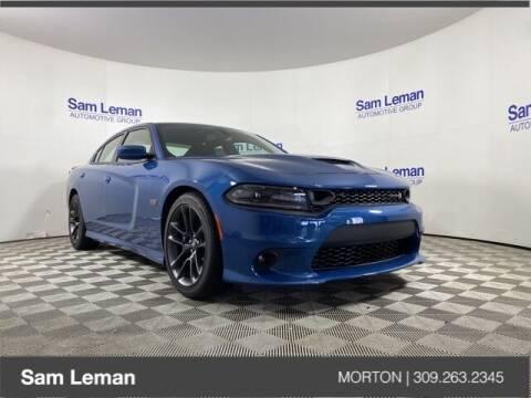 2021 Dodge Charger for sale at Sam Leman CDJRF Morton in Morton IL