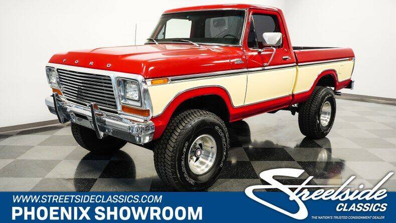 1979 Ford F-150 for sale in Mesa, AZ