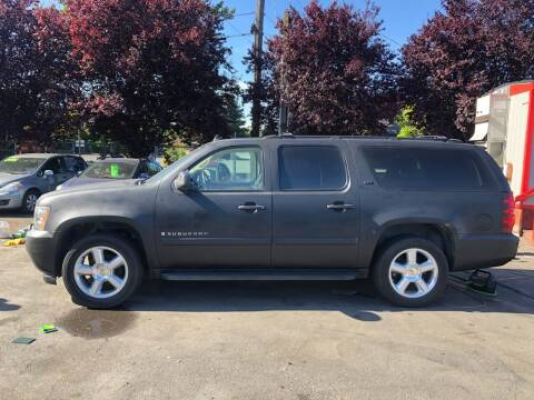 2007 Chevrolet Suburban for sale at Blue Line Auto Group in Portland OR