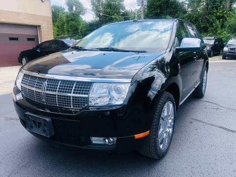 2008 Lincoln MKX for sale at Quality Auto Sales And Service Inc in Westchester IL