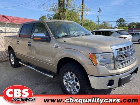 2013 Ford F-150 for sale at CBS Quality Cars in Durham NC