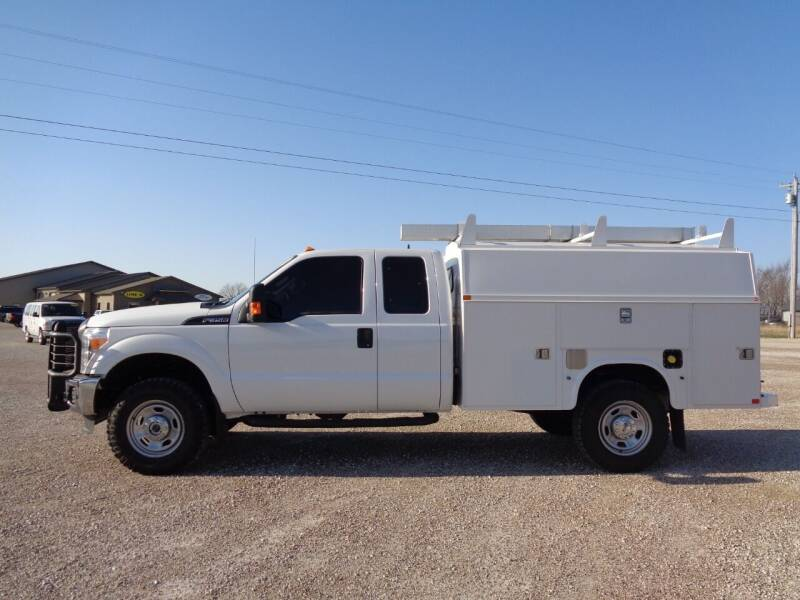 2016 Ford F-350 Super Duty for sale at Burkholder Truck Sales LLC (Versailles) in Versailles MO