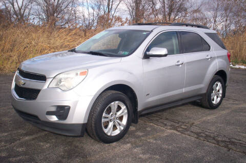 2010 Chevrolet Equinox for sale at Action Auto Wholesale - 30521 Euclid Ave. in Willowick OH