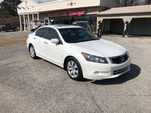 2010 Honda Accord for sale at Townsend Auto Mart in Millington TN