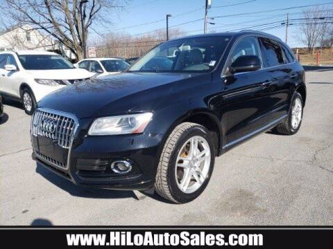 2015 Audi Q5 for sale at Hi-Lo Auto Sales in Frederick MD