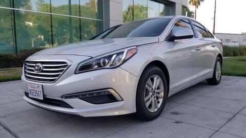 2015 Hyundai Sonata for sale at Top Motors in San Jose CA