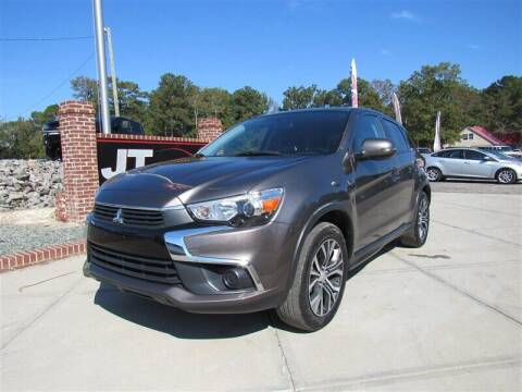 2017 Mitsubishi Outlander Sport for sale at J T Auto Group in Sanford NC