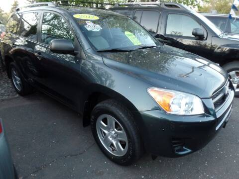 2012 Toyota RAV4 for sale at CAR CORNER RETAIL SALES in Manchester CT