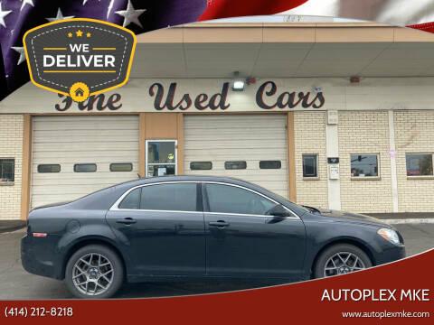 2011 Chevrolet Malibu for sale at Autoplex 2 in Milwaukee WI