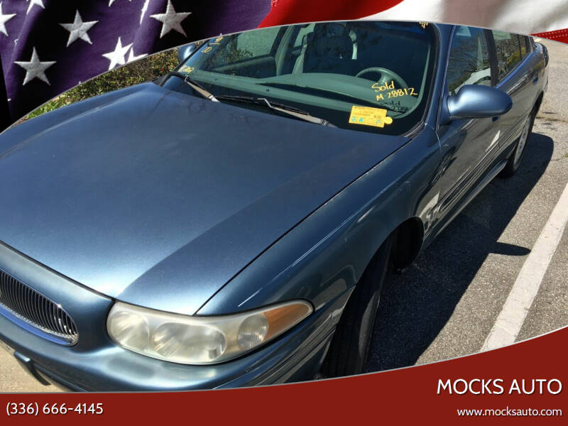 2000 Buick LeSabre for sale at Mocks Auto in Kernersville NC