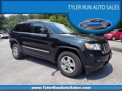 2012 Jeep Grand Cherokee for sale at Tyler Run Auto Sales in York PA
