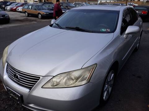 2008 Lexus ES 350 for sale at GALANTE AUTO SALES LLC in Aston PA