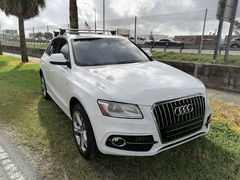 2013 Audi Q5 for sale at Best Price Car Dealer in Hallandale Beach FL