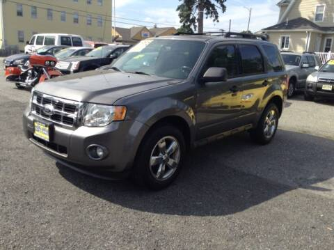 2012 Ford Escape for sale at Worldwide Auto Sales in Fall River MA