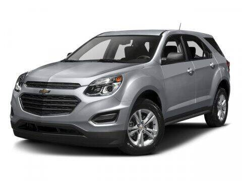2016 Chevrolet Equinox for sale at J T Auto Group in Sanford NC