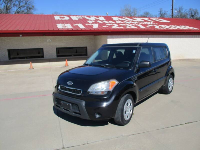 2011 Kia Soul for sale at DFW Auto Leader in Lake Worth TX