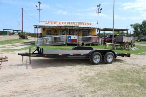 CENTEX CAR HAULER  for sale at J IV Trailers in Donna TX