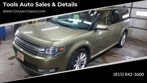 2014 Ford Flex for sale at Tools Auto Sales & Details in Pontiac IL