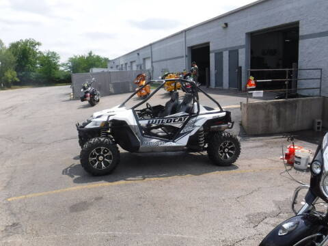 2015 Arctic Cat Wildcat® X EPS for sale at Road Track and Trail in Big Bend WI