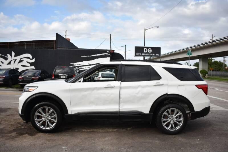 2020 Ford Explorer AWD XLT 4dr SUV - Miami FL