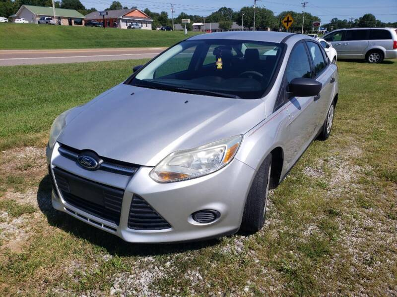 2013 Ford Focus for sale at Scarletts Cars in Camden TN